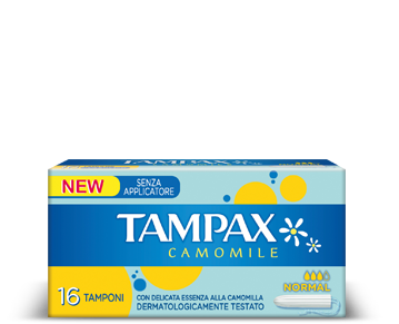 Tampax Camomille